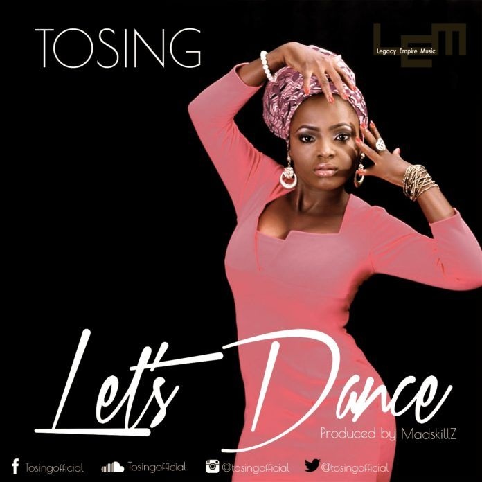 Tosing - LET'S DANCE [prod. by Mad Skillz]