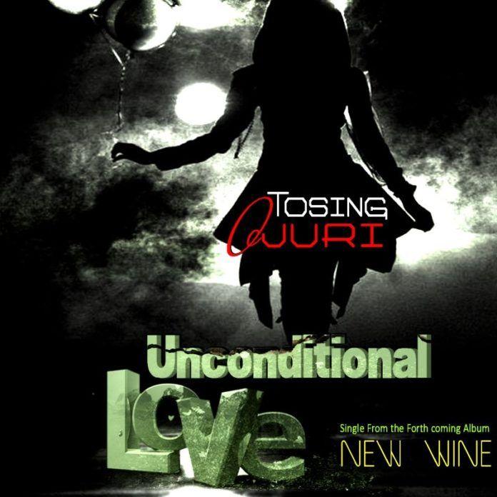 Tosing Ojuri - UNCONDITIONAL LOVE Artwork   AceWorldTeam.com