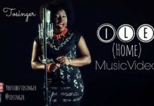 Tosinger ft. Justice Boateng - ILE [Home ~ Official Video] Artwork | AceWorldTeam.com