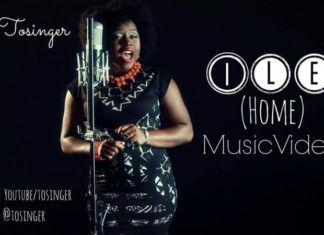 Tosinger ft. Justice Boateng - ILE [Home ~ Official Video] Artwork | AceWorldTeam.com