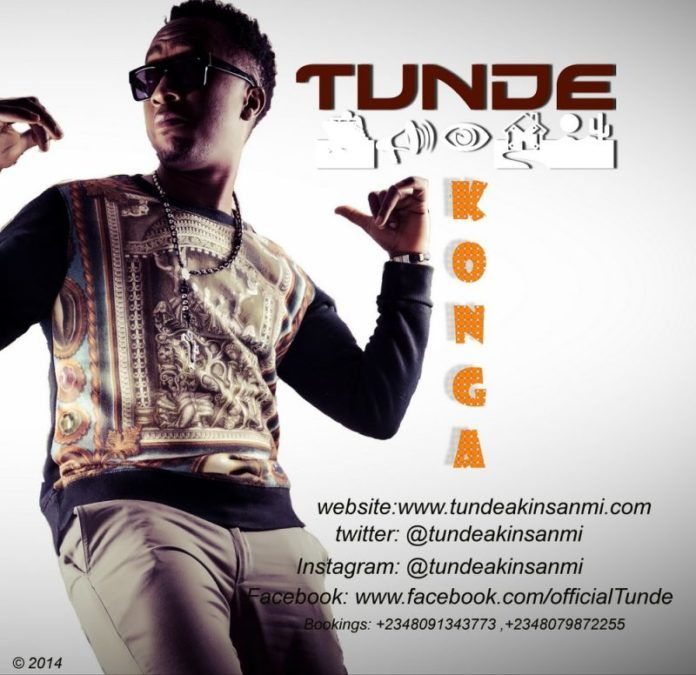 Tunde [of Styl-Plus] - KONGA Artwork | AceWorldTeam.com