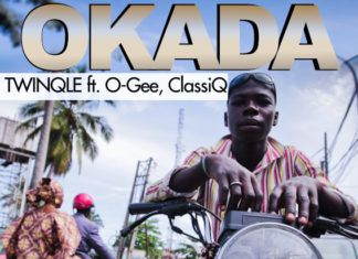 Twinqle ft. O-Gee & ClassiQ - OKADA [Bugatti Cover] Artwork | AceWorldTeam.com