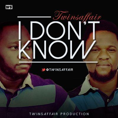 Twins Affair - I DON'T KNOW Artwork | AceWorldTeam.com
