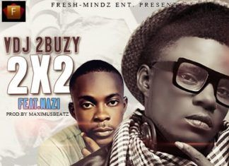 VDJ 2Buzy ft. Nazi - 2 X 2 [prod. by Maximus Beatz] Artwork | AceWorldTeam.com