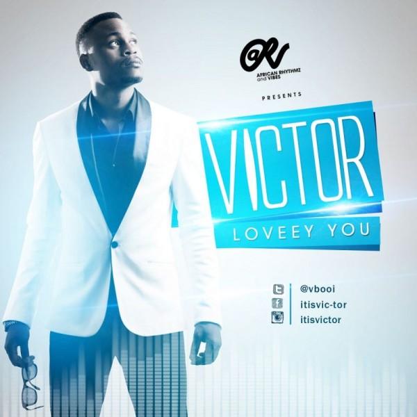 Vic-tor - LOVEEY YOU Artwork | AceWorldTeam.com