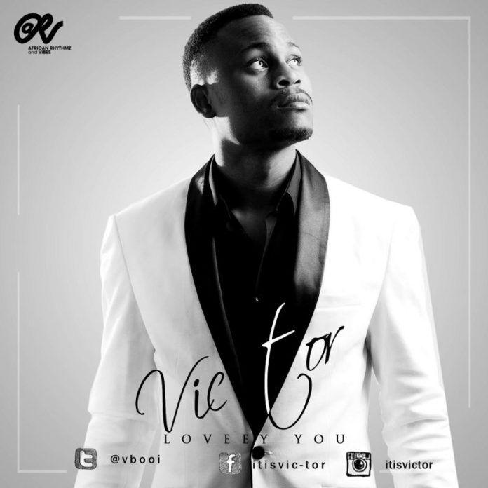 Vic-tor - LOVEEY YOU [Official Video] Artwork | AceWorldTeam.com