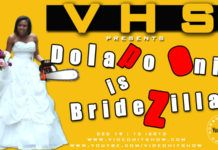 VideoHitShow ~ DOLAPO ONI IS BRIDEZILLA!!! Artwork | AceWorldTeam.com