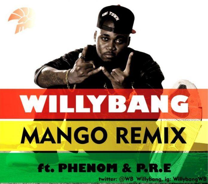 WillyBang ft. P.R.E & Phenom - MANGO Remix [prod. by DJ Klem] Artwork | AceWorldTeam.com