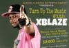 Xblaze - 1AM Freestyle + ₦50,000 Music Production Promo Artwork | AceWorldTeam.com