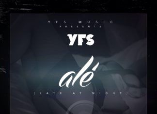 YFS - ALÉ [Late At Night ~ prod. by G.A] Artwork | AceWorldTeam.com