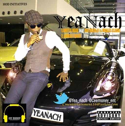 Yeanach - GHETTO MADE ft. Big Brain, A1 & Whales Clarke + AJIBOLE [Thief] Artwork | AceWorldTeam.com