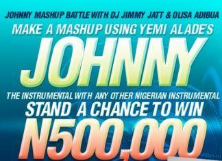 Yemi Alade - Johnny MashUp Battle Artwork | AceWorldTeam.com