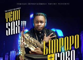 Yemi Sax - LIMPOPO [Jazz Remix] ft. KCee + CARO [Jazz Remix] ft. L.A.X & Wizkid Artwork | AceWorldTeam.com