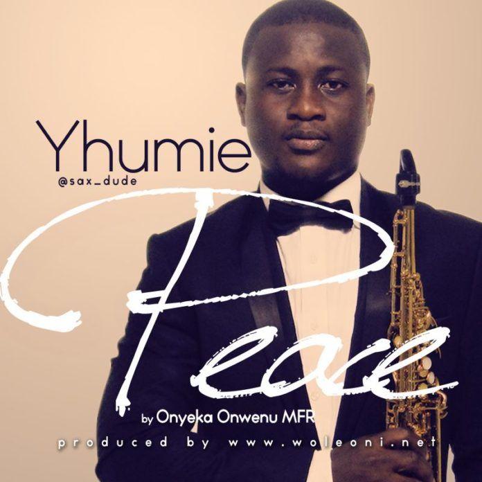Yhumie ft. Wole Oni - PEACE Artwork | AceWorldTeam.com