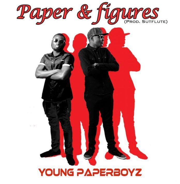 Young Paperboyz - PAPER & FIGURES [prod. by Sutflute] Artwork | AceWorldTeam.com
