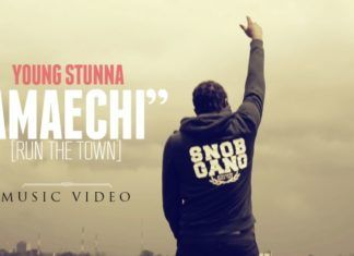 Young Stunna - AMAECHI [Run The Town ~ Official Video] Artwork | AceWorldTeam.com
