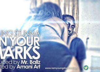 Young Stunna - ON YOUR MARKS [prod. by Mr. Ballz] Artwork | AceWorldTeam.com