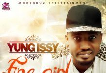 Yung Issy - FINE GIRL [prod. by Chimbalin] Artwork | AceWorldTeam.com