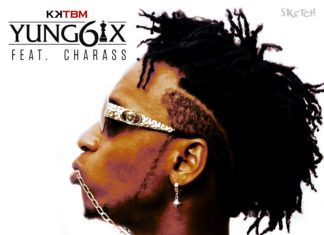 Yung6ix ft. Charass - #GRINDDONTSTOP Artwork | AceWorldTeam.com
