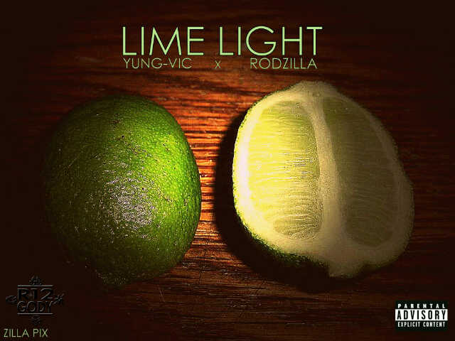 YungVic ft. Rodzilla - LIMELIGHT Artwork   AceWorldTeam.com