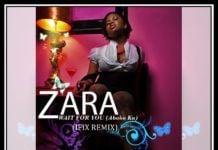 Zara Gretti - ABOKU KU [Ifix Remix] Artwork | AceWorldTeam.com