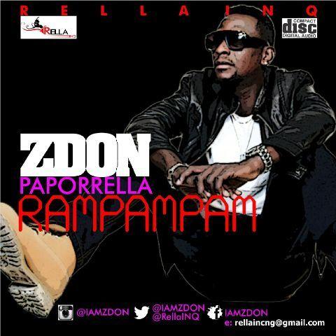 Zdon Paporella - RAMPAMPAM Artwork | AceWorldTeam.com