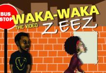 Zeez - WAKA WAKA [Official Video] Artwork | AceWorldTeam.com