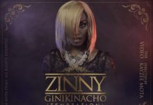Zinny - GINIKINACHO [Temptation ~ Official Video] Artwork | AceWorldTeam.com
