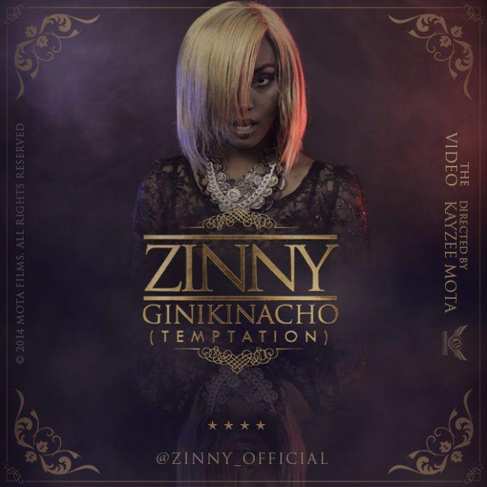 Zinny - GINIKINACHO [Temptation ~ Official Video] Artwork | AceWorldTeam.com