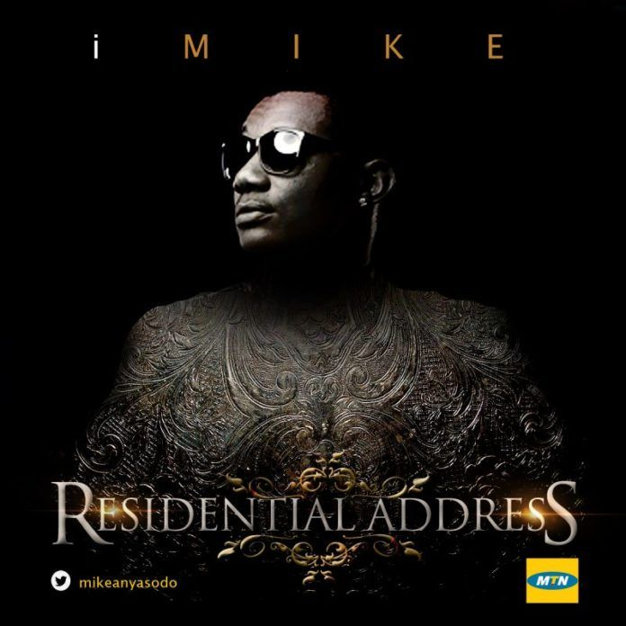 iMike - RESIDENTIAL ADDRESS Artwork | AceWorldTeam.com