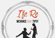 mCvance ft. Tipsy - IFE RE [a Sam Smith cover] Artwork | AceWorldTeam.com